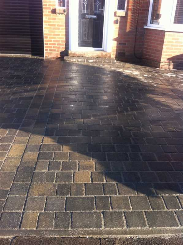 T G Paving Specialists Ltd Marshalls Accredited Uk Garden