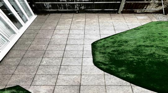 Enhanced Patio, Image 1