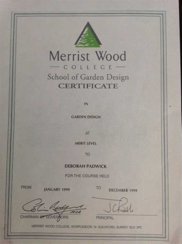 Garden Design Qualifications john padwick landscapes, marshalls accredited uk garden & driveway
