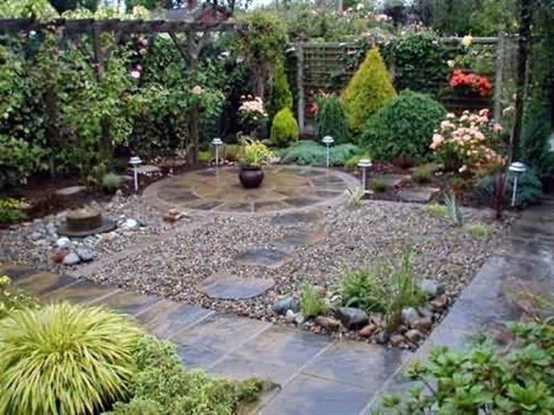 Actual landscapes marshalls accredited uk garden for Garden design qualifications