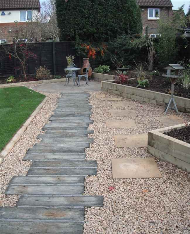 Groby landscapes marshalls accredited uk garden for Gardening qualifications