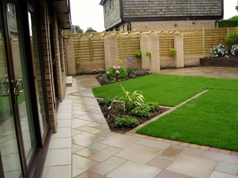 Springwood garden services ltd marshalls accredited uk for Gardening qualifications