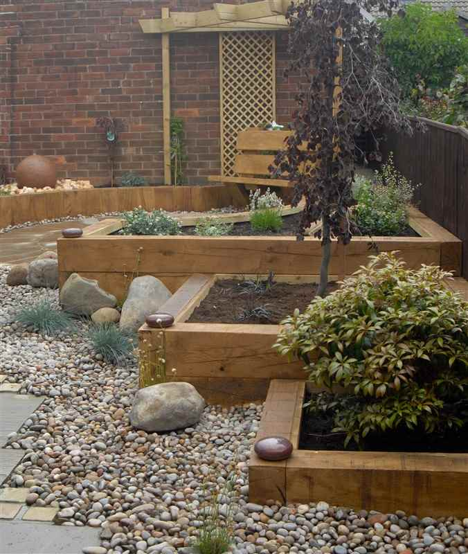 Northumbrian landscaping marshalls accredited uk garden for Garden design qualifications