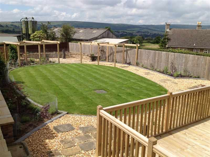 R h landscapes ltd marshalls accredited uk garden for Gardening qualifications