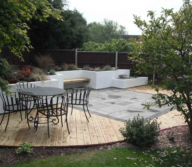 Leicestershire garden design co ltd marshalls accredited for Suzhou architecture gardens landscape planning design company limited