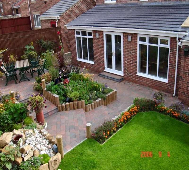 Spring drives marshalls accredited uk garden driveway for Gardening qualifications