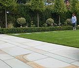 British Sandstone Paving