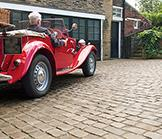 Driveway Setts and Cobbles
