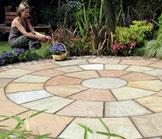 Paving Circles and Octants